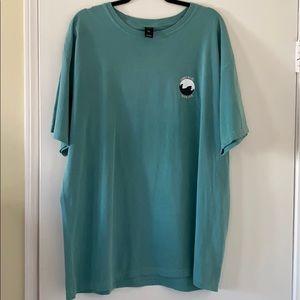 10.Deep short sleeves graphic T-shirt